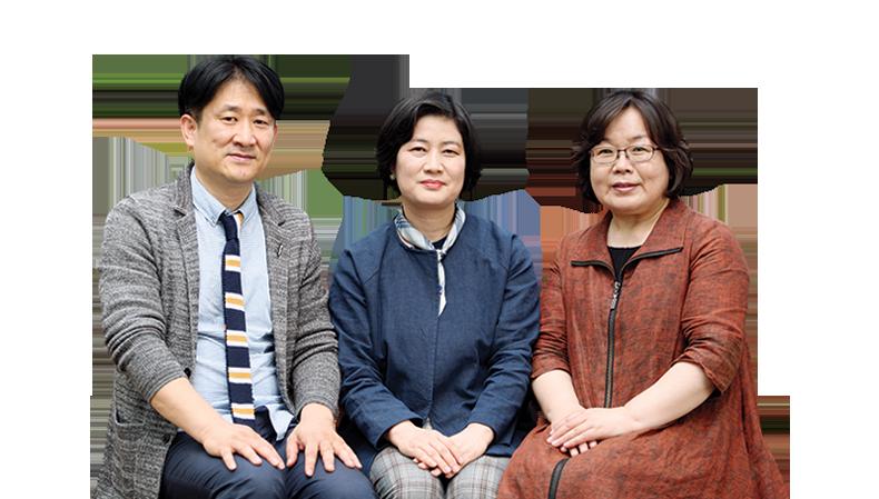 상명대학교 호모링구아 김미형 교수 서은아 교수 김형주 교수