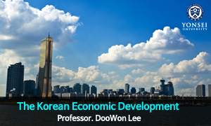 The Korean Economic Development YSU_KECO01k